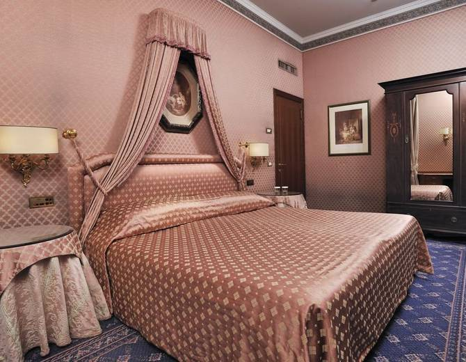 SUITE Mecenate Palace Hotel Roma